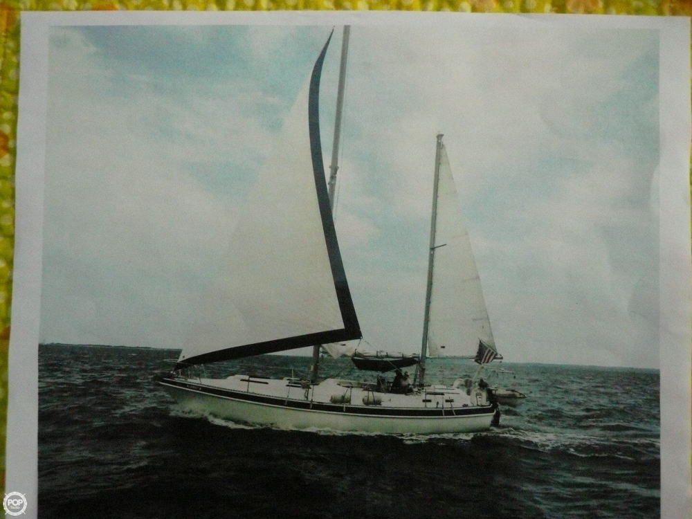 1979 Morgan 41 Out Island - Photo #34