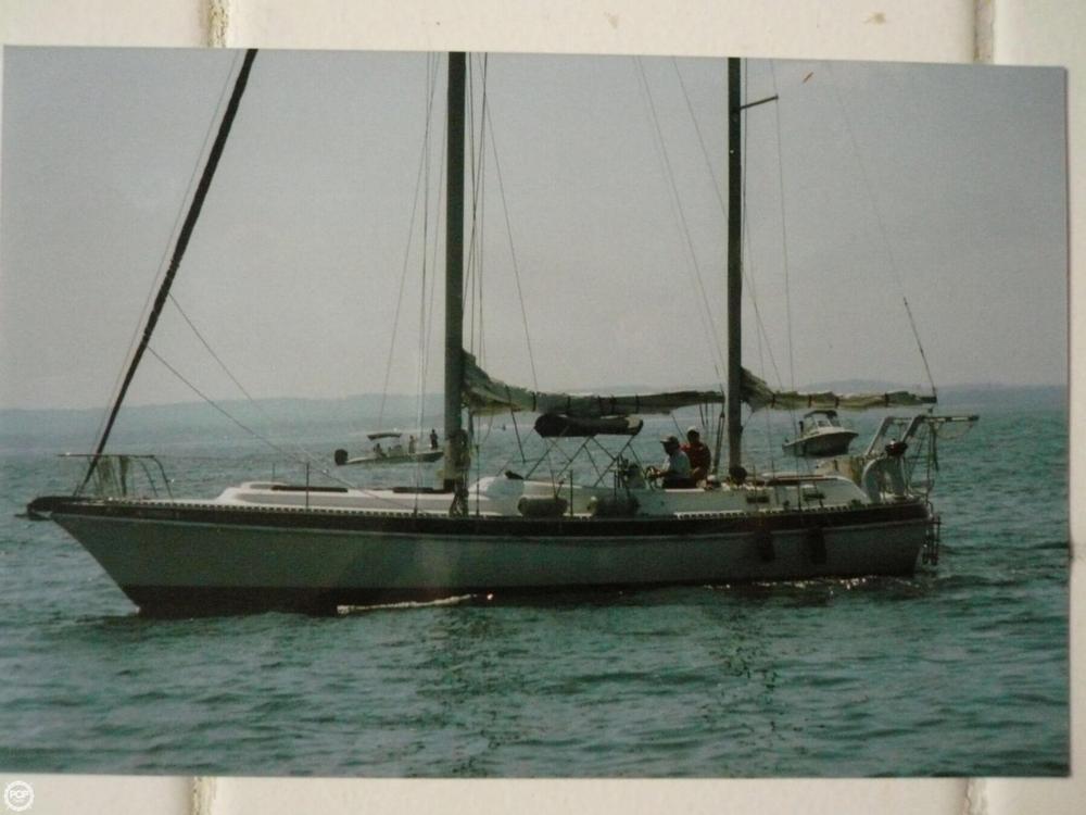 1979 Morgan 41 Out Island - Photo #3