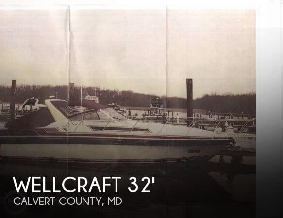 1987 Wellcraft 3200 St.Tropez - Photo #1