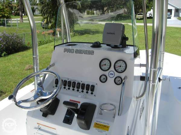2012 Sea Fox 200 Bay Fox XT - Photo #4