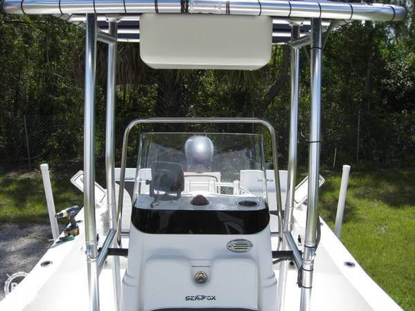 2012 Sea Fox 200 Bay Fox XT - Photo #5
