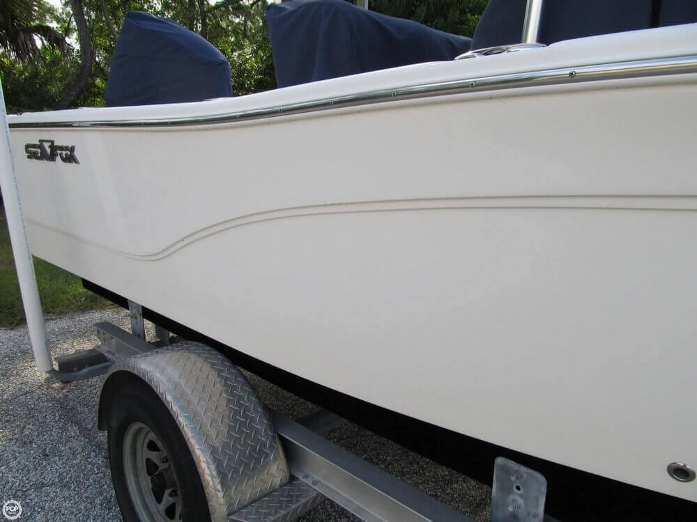 2012 Sea Fox 200 Bay Fox XT - Photo #19
