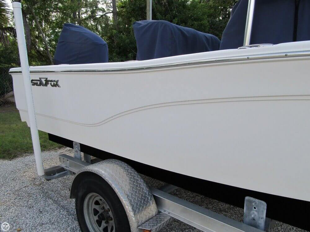 2012 Sea Fox 200 Bay Fox XT - Photo #20