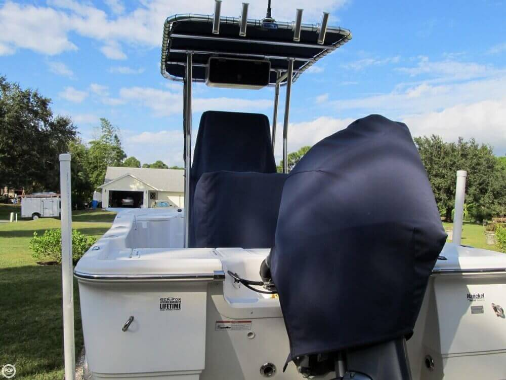 2012 Sea Fox 200 Bay Fox XT - Photo #27