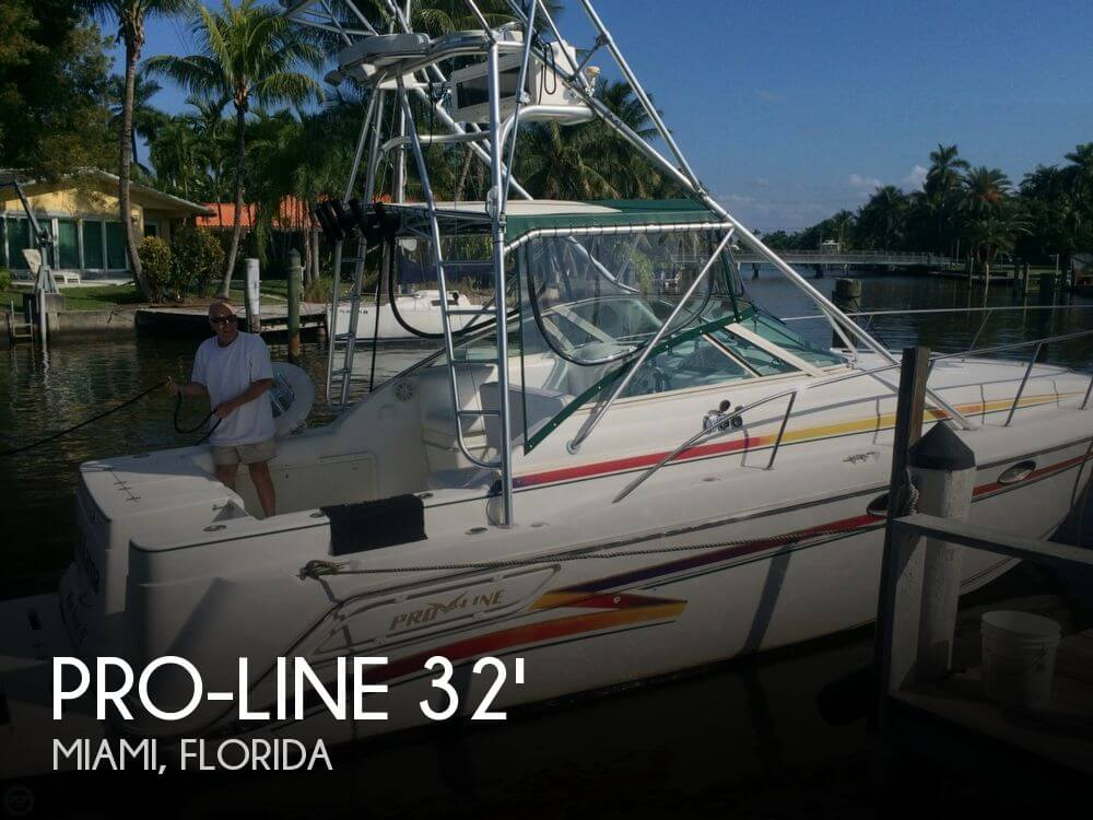 1998 PRO LINE 3250 EXPRESS for sale