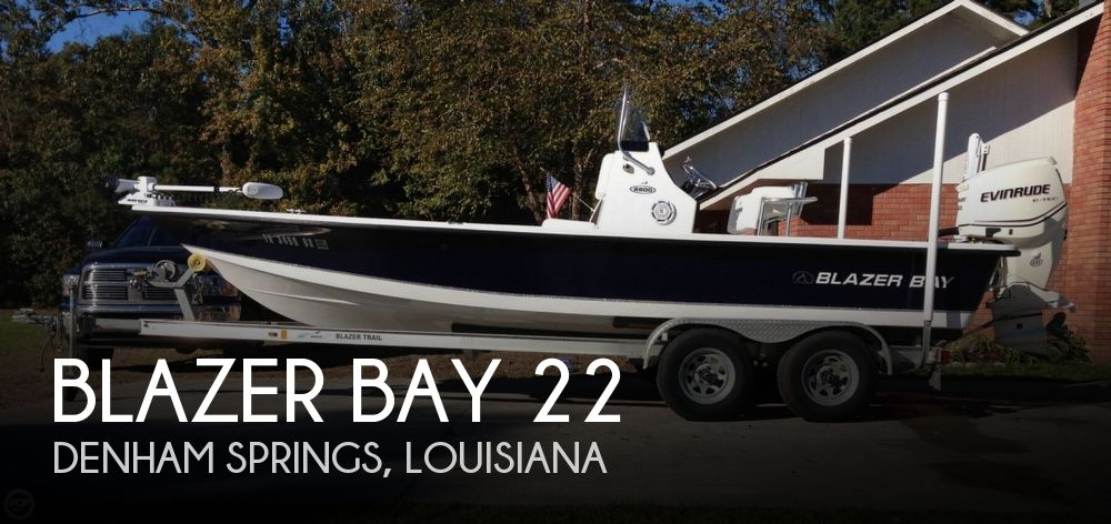 Used Blazer bay Boats For Sale by owner | 2013 Blazer Bay 22