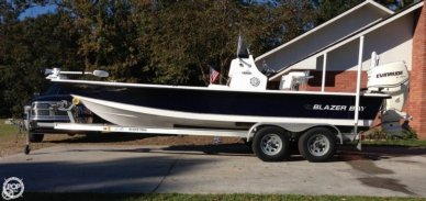 Blazer Bay 2200 Bay Center Console, 21', for sale - $37,900