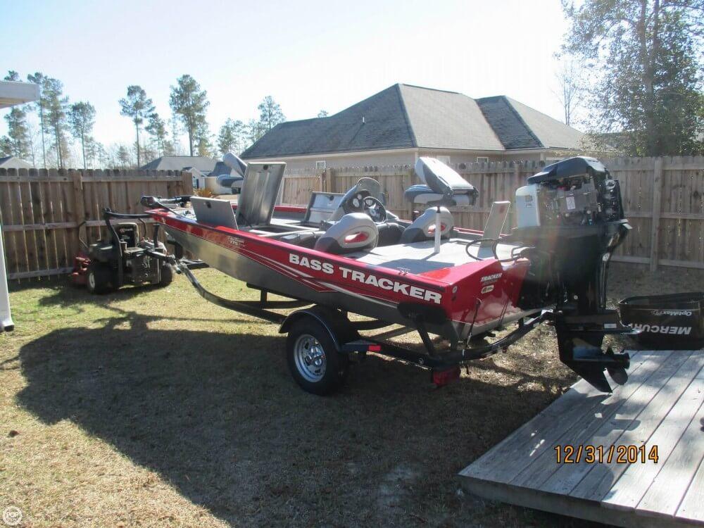 2012 Tracker Pro Team 175 TXW - Photo #38