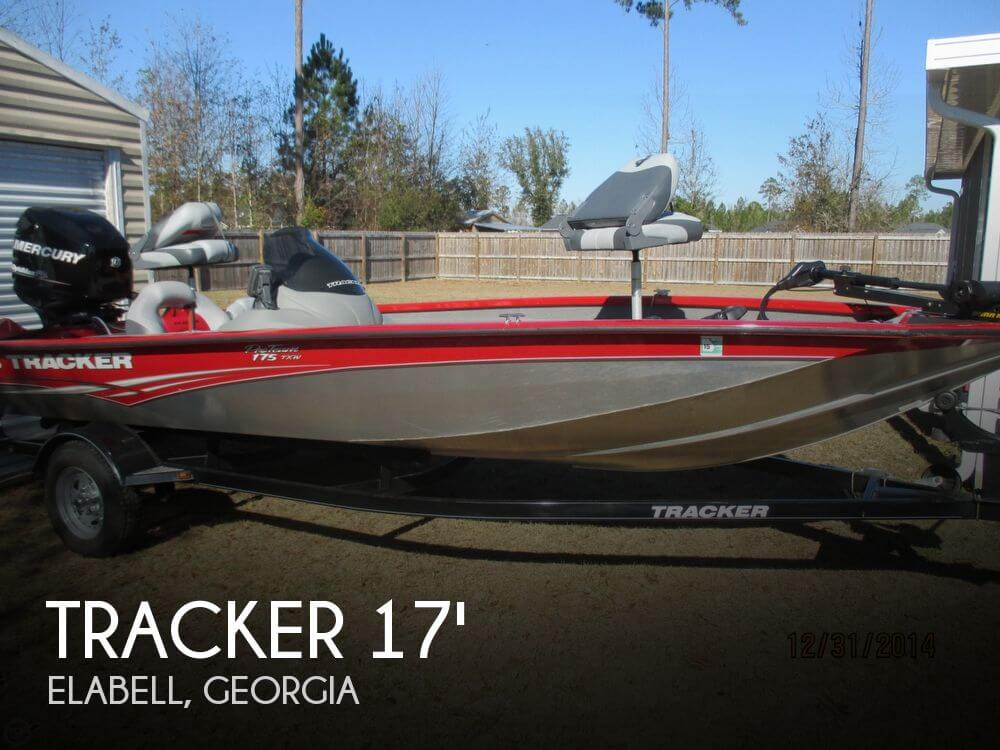 2012 Tracker Pro Team 175 TXW - Photo #1
