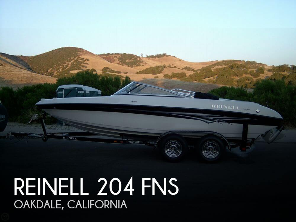 2007 Reinell 204 FNS - Photo #1