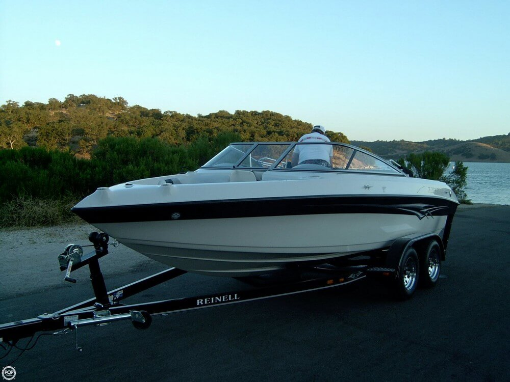 2007 Reinell 204 FNS - Photo #2