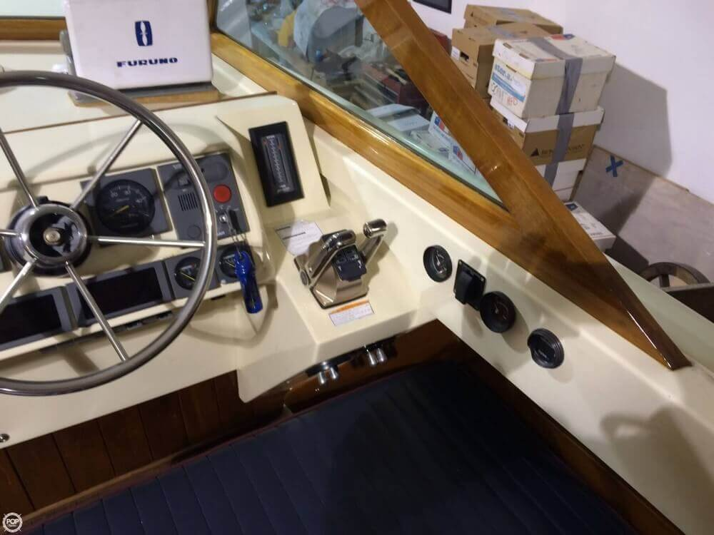 1972 Bertram 25 Sportfisherman - Photo #12