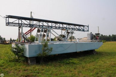 Custom 30 Work Barge, 30', for sale - $39,900