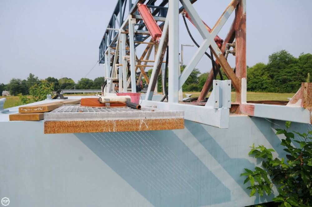 2009 Custom boat for sale, model of the boat is 30 Work Barge & Image # 17 of 40