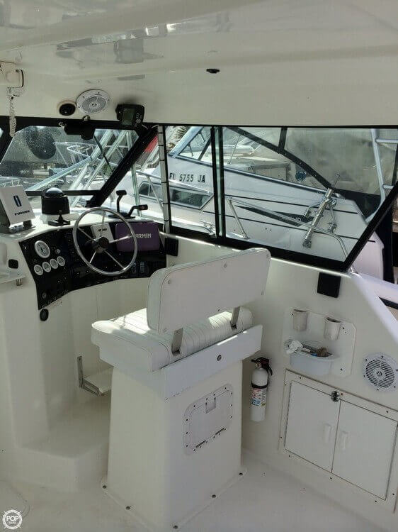 1995 Baha Cruisers 299 Fisherman - Photo #6