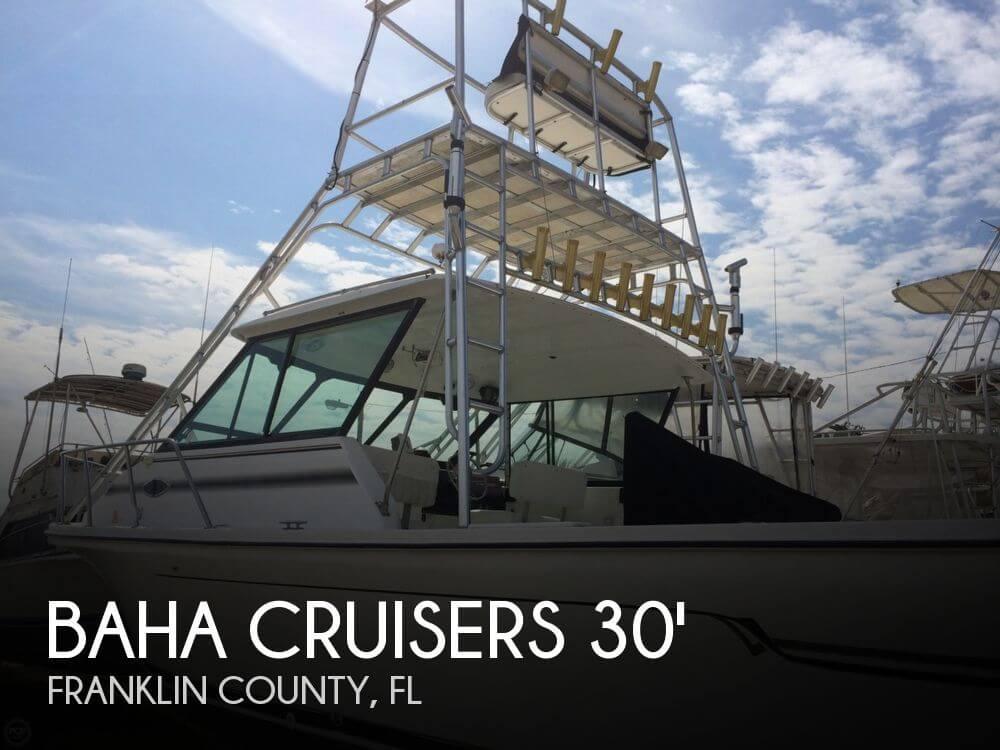 1995 Baha Cruisers 299 Fisherman - Photo #1