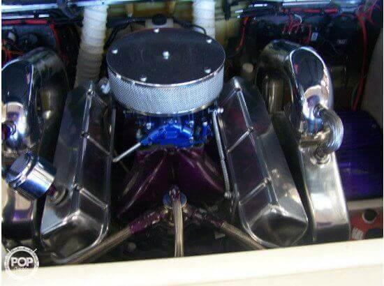 1998 Lavey Craft XTSKI Bowrider - Photo #7