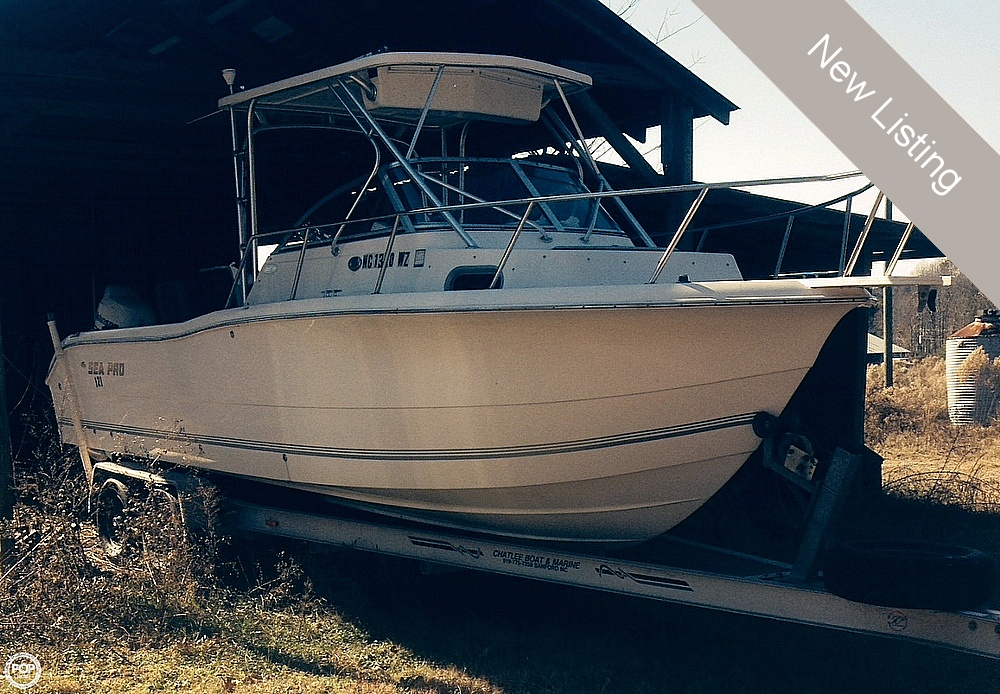 2005 Sea Pro 255 WA - Photo #2
