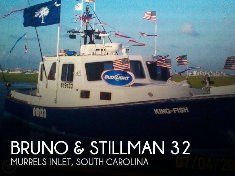 1979 Bruno & Stillman 32
