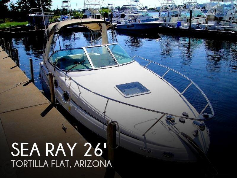 2004 Sea Ray 260 Sundancer - Photo #1