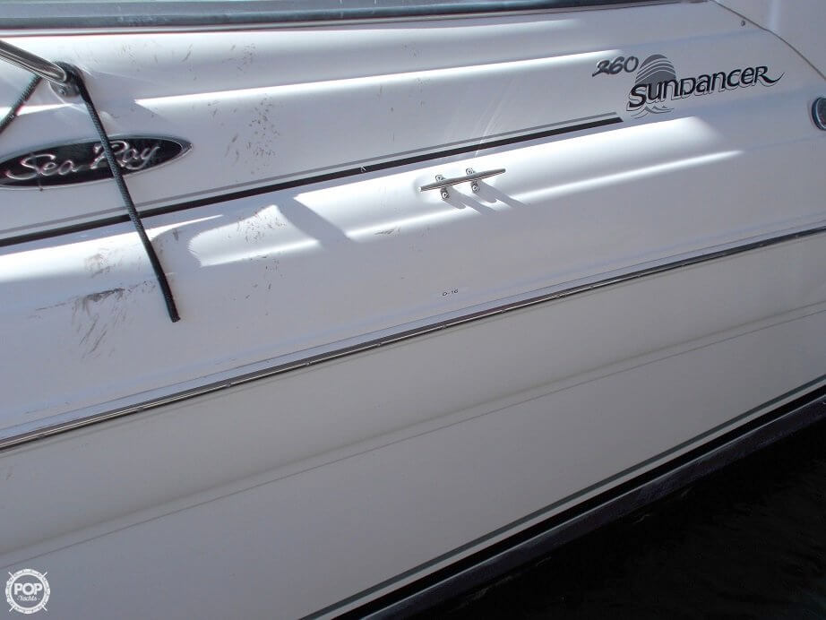 2004 Sea Ray 260 Sundancer - Photo #20