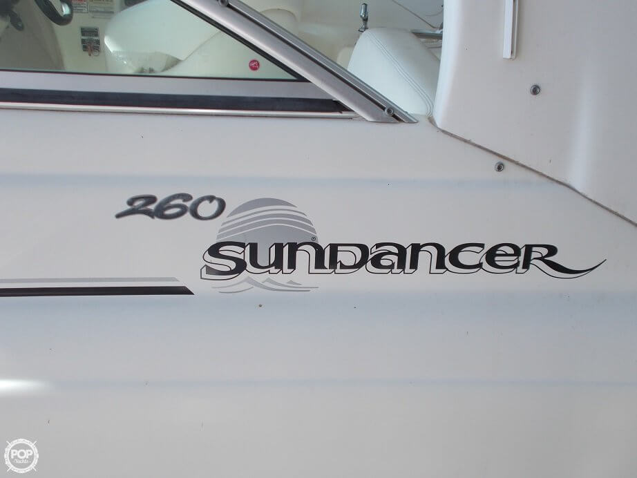 2004 Sea Ray 260 Sundancer - Photo #22