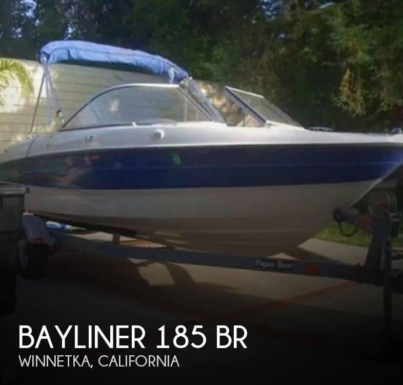 2006 Bayliner 185 BR - Photo #1