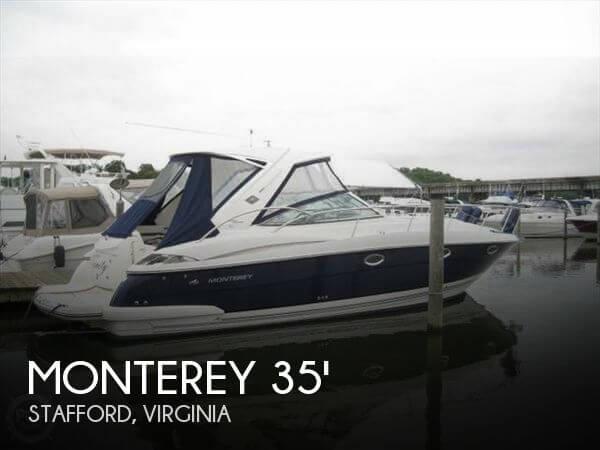 2008 Monterey 350 Sport Yacht - Photo #1