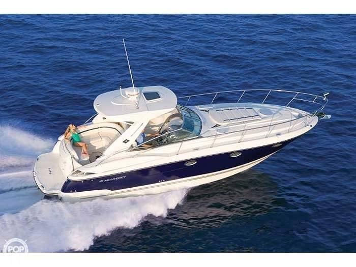2008 Monterey 350 Sport Yacht - Photo #4