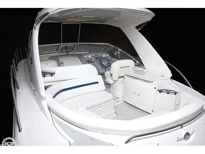 2008 Monterey 350 Sport Yacht - Photo #11