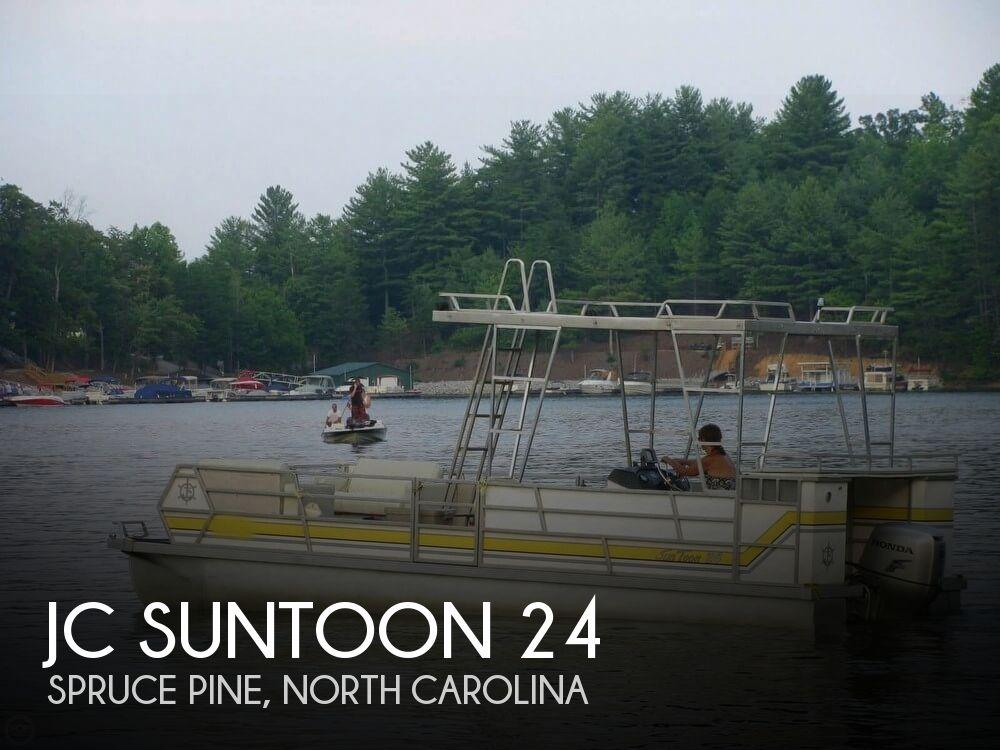 1990 JC Suntoon 24 - Photo #1
