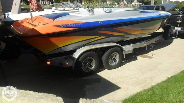 2008 Nordic Tugs boat for sale, model of the boat is 21 Blaze & Image # 10 of 17