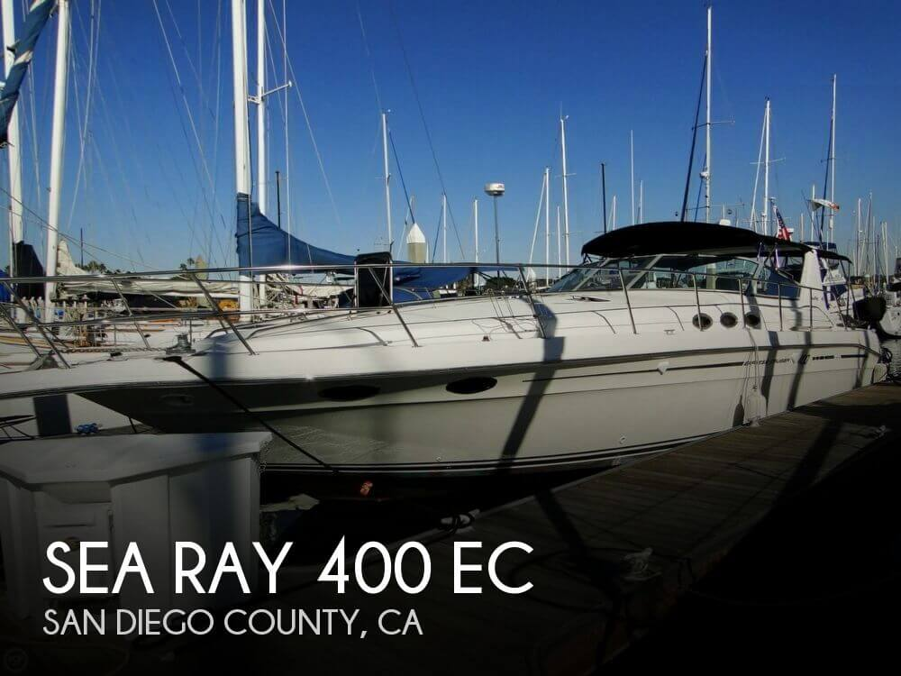 1994 Sea Ray 400 EC - Photo #1