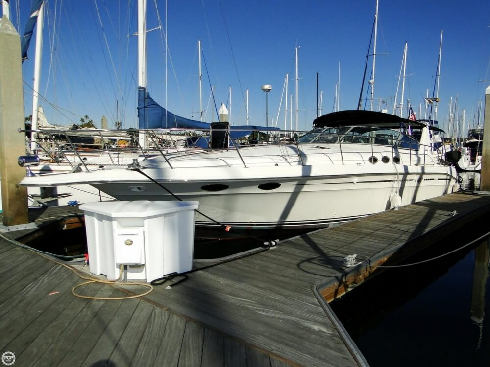 1994 Sea Ray 400 EC - Photo #26