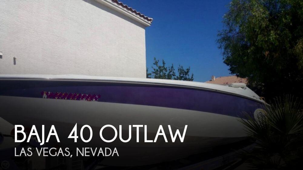 2001 Baja 40 Outlaw - Photo #1