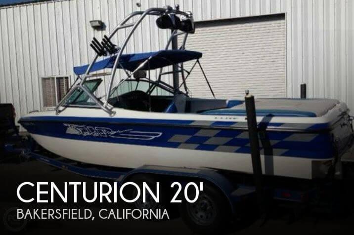 2005 Centurion 20 Air Warrior - Photo #1