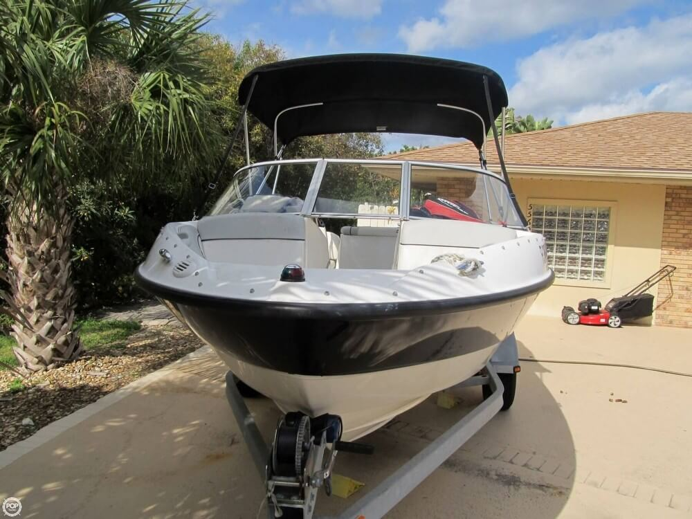 2011 Bayliner 185 BR - Photo #6