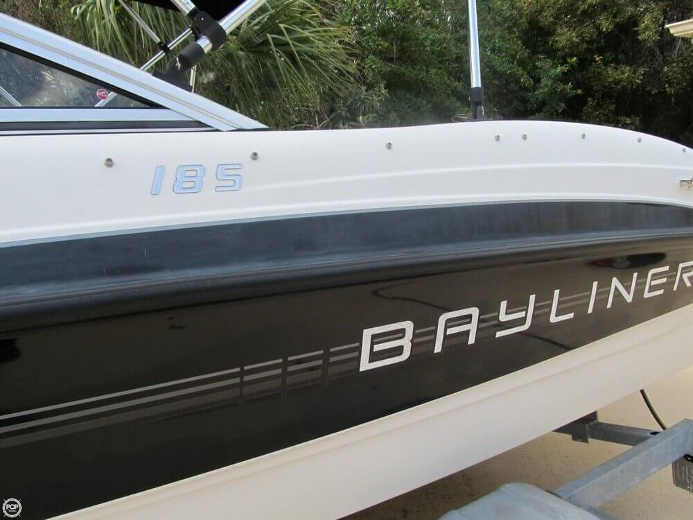 2011 Bayliner 185 BR - Photo #11