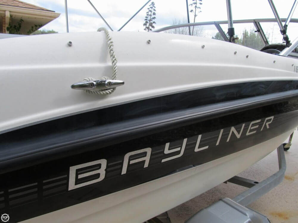 2011 Bayliner 185 BR - Photo #21