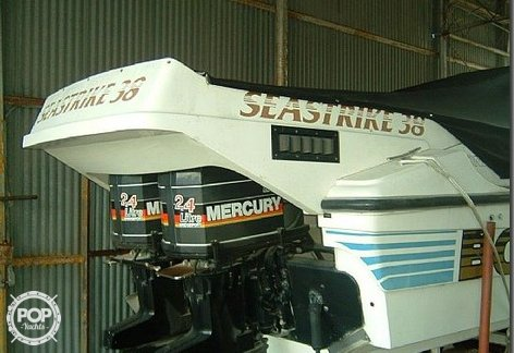1987 Bonito boat for sale, model of the boat is 38 Seastrike & Image # 24 of 40