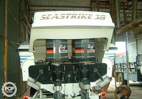 1987 Bonito boat for sale, model of the boat is 38 Seastrike & Image # 25 of 40