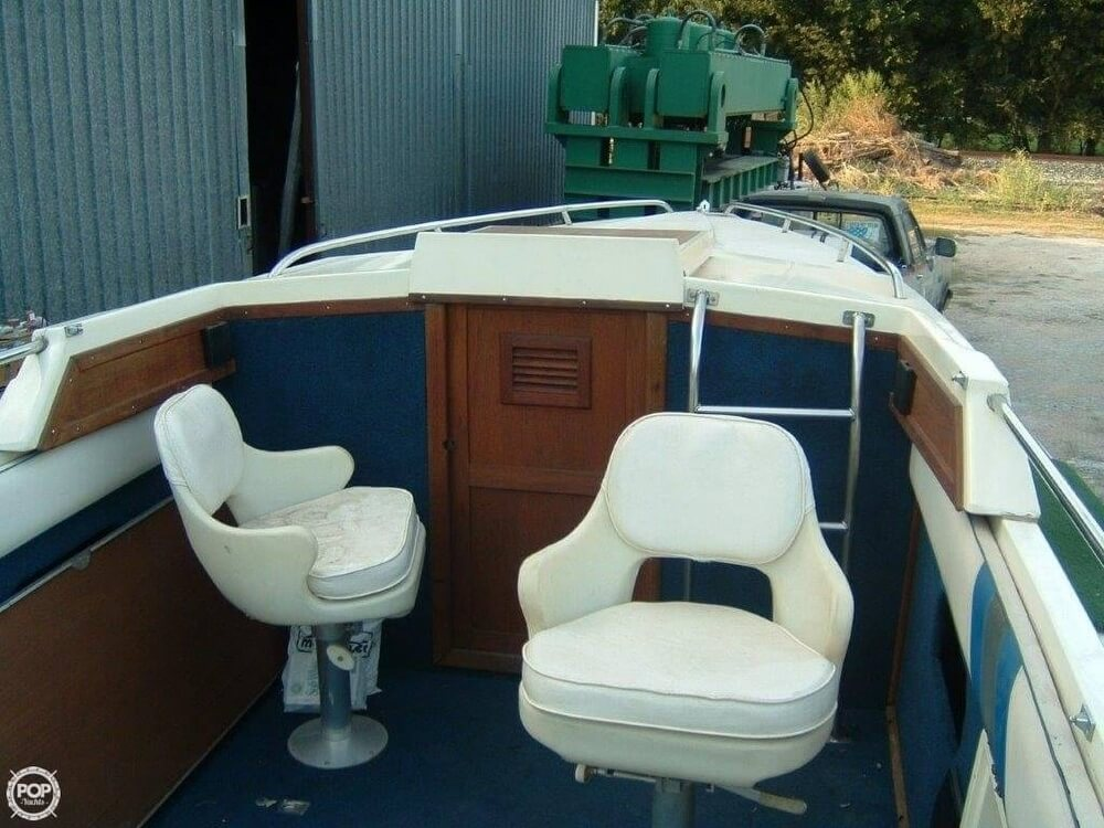 1987 Bonito boat for sale, model of the boat is 38 Seastrike & Image # 36 of 40