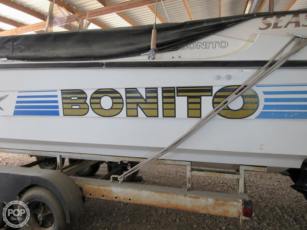1987 Bonito boat for sale, model of the boat is 38 Seastrike & Image # 2 of 40