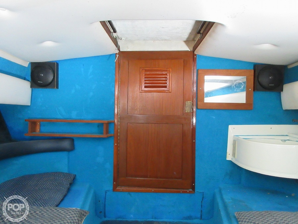 1987 Bonito boat for sale, model of the boat is 38 Seastrike & Image # 16 of 40