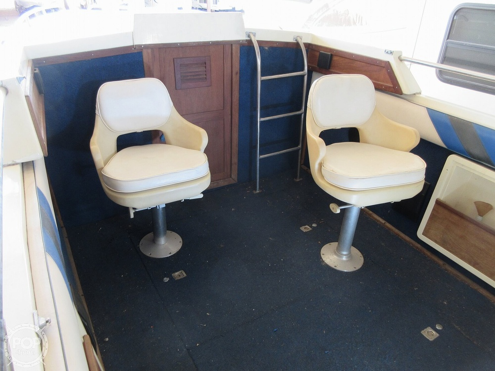 1987 Bonito boat for sale, model of the boat is 38 Seastrike & Image # 10 of 40