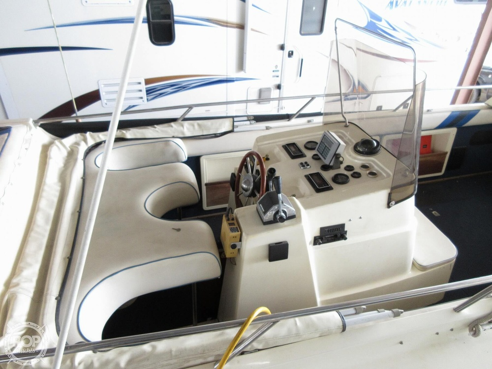 1987 Bonito boat for sale, model of the boat is 38 Seastrike & Image # 12 of 40