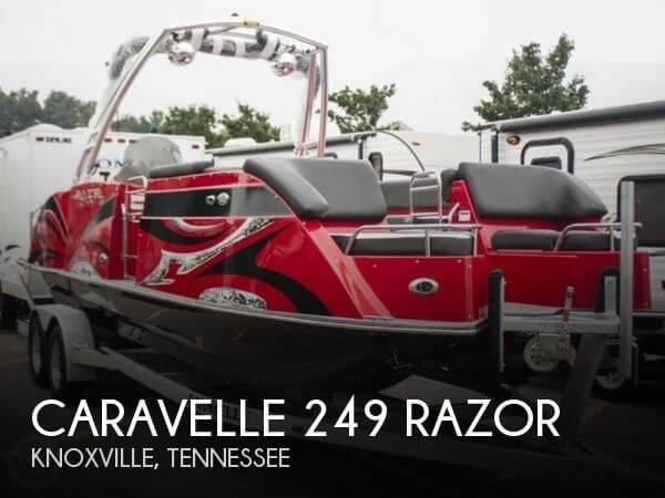 2014 Caravelle 249 Razor - Photo #1