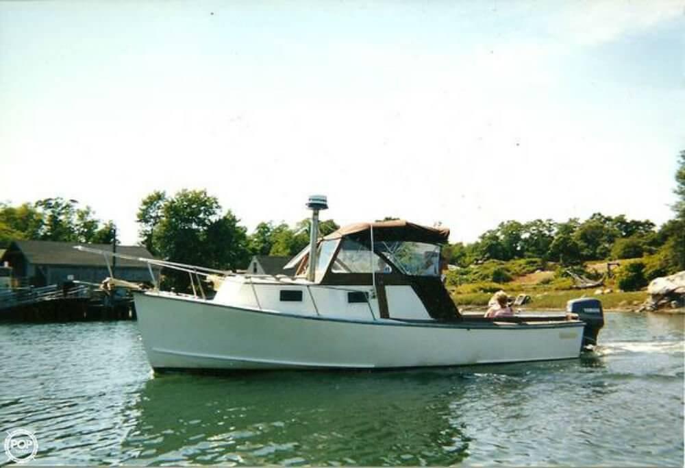 1985 Seaway 26 North Star - Photo #7