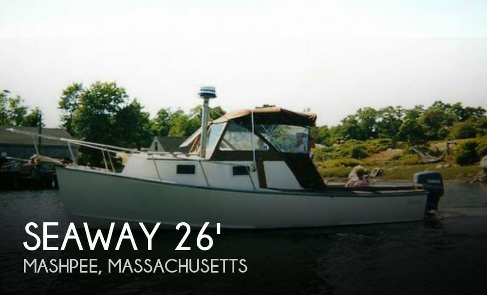 1985 Seaway 26 North Star - Photo #1