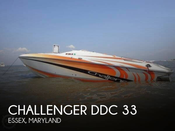 2007 Challenger DDC 33 - Photo #1